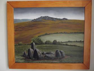 Stone Sentinels by Gwion01