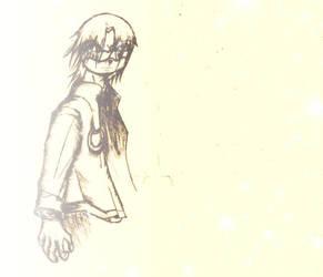 Godric sketch #2 by SiddenDeath