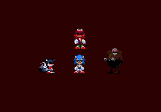 Sonic exe (The Original Creepypasta Remake) by WarchieUnited on