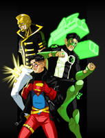 Titans by Chizel-Man