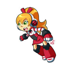 Mighty No. 9: Call by Chizel-Man