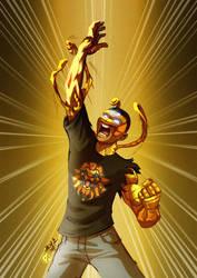 Killah B: Transformation by Chizel-Man