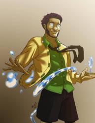 GabrielLightz's Tim by Chizel-Man