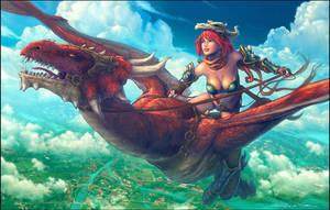 Legend of Adora by Grafik