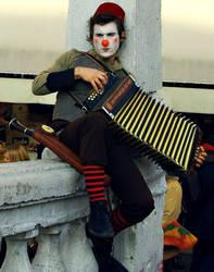 Clown by goldenbreeze