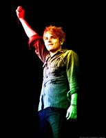 Gerard Way Comic Style by TheOriginalAlisha