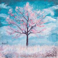 Cherry tree II by isismas