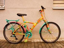 My bike by isismas