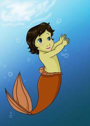 Melody - Mermaid Baby by Rath-Roiben-Rye