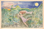 Commission - Midnight Summer Dream by KatyAmlie