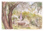 Open Garden by KatyAmlie