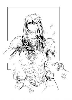 The Baroness Inked by devgear