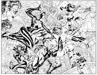 Battlecry Inks by devgear