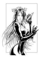 EA Iris 1E Cover Inks by devgear