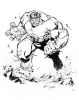 Hulk Inks by devgear
