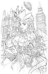 Victorian Secret Inks by devgear