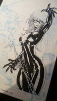 Amazing Spiderman #15 wip by devgear