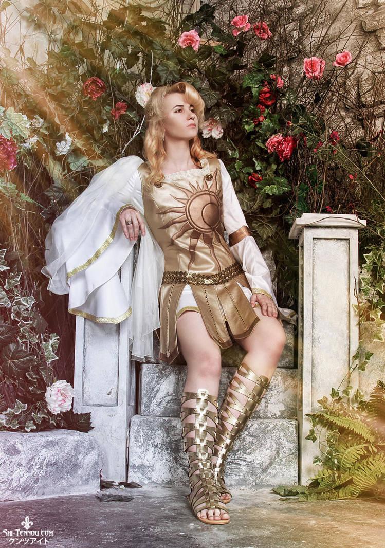 Apollon. Greek Mythology by Vaishravana