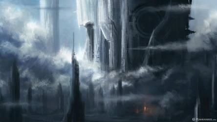 SCALE - Skypiercers by Makkhariel