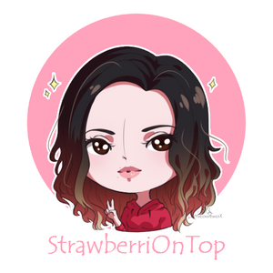 Commission: StrawberriOnTop - ID Chibi Button by XxYorunoHimexX
