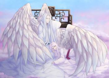 HLV Sougen: (9.1) Children of Angels by XxYorunoHimexX