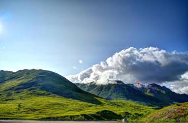 Clouds by pacmangeek