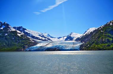 Glaciers by pacmangeek