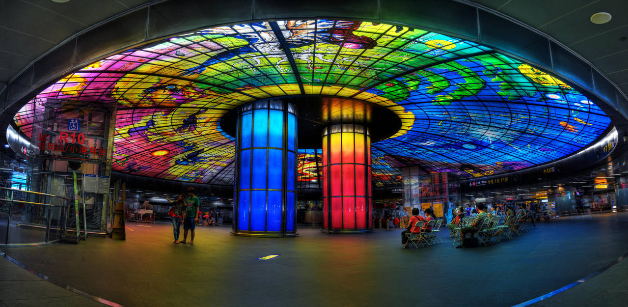 Formosa Boulevard Station II by pacmangeek
