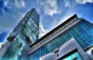 Taipei 101 I by pacmangeek
