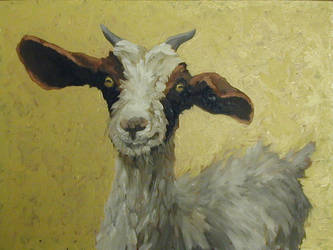 The Ineffable Mr. Goat by Jb-612