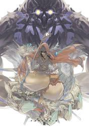 original funtasy characters 01 by Ryo-ta