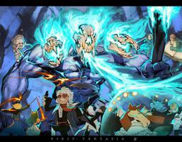 pixiv fantasia illustlation2 by Ryo-ta