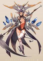 pixiv fantasia character2 by Ryo-ta