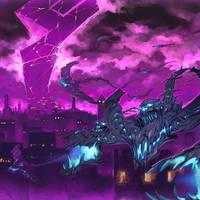 pixiv fantasia illustlation5 by Ryo-ta