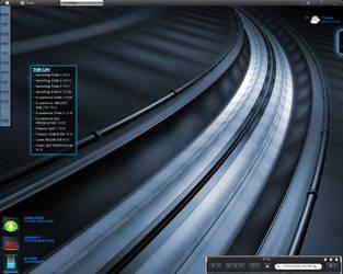 Dark Rails v2 by Toledo-tony