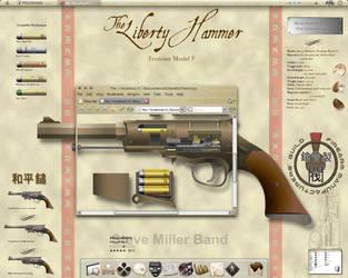 The Liberty Hammer by Toledo-tony