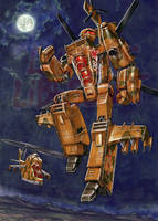 Night-Fright Laurent-Libessart by a-loft-on-cybertron
