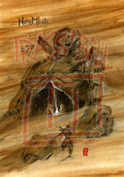 Novembots #27 Trass-bilL DA by a-loft-on-cybertron