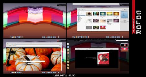 Color - Ubuntu 11.10 by Alespana