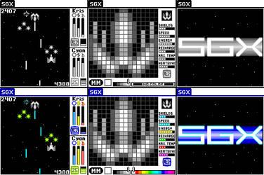 SGX for PalmOS by Gemini000