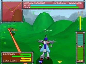 Mechacombat - Gameplay by Gemini000
