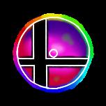 Osu Cursor Skin: Smash Bros. Icon by Redstone2K