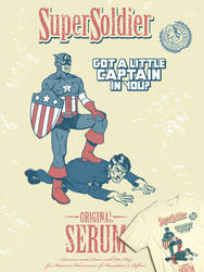 Got a little 'Cap' in you? by mike-loscalzo