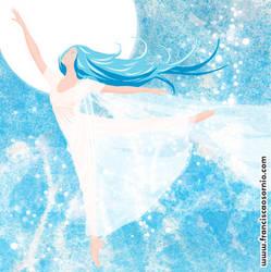 bailarina by francisca-osornio