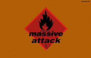 Massive Attack Blue Lines by Quadrafox700