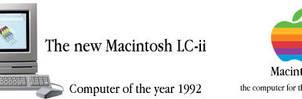 Macintosh LC-ii by Quadrafox700