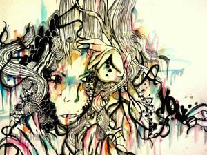The Dark Side Of You by Art0fprincessm