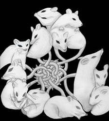 The Rat King - Beshilu by MerryCarmine