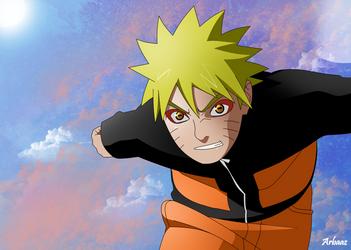 Sage Naruto: Im Coming by Warbaaz1411