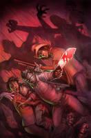 Zombie Dawn by PatrickMcEvoy
